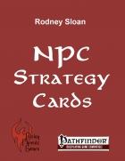 NPC Strategy Cards Book Cover