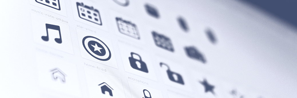 Icons - Classic Simplification in Design