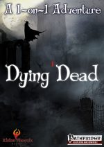 Dying Dead Cover
